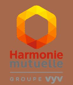 Logo partenaire Harmonie mutuelle