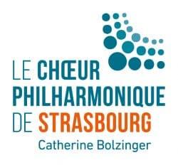 Logo partenaire Le choeur philharmonique de Strasbourg
